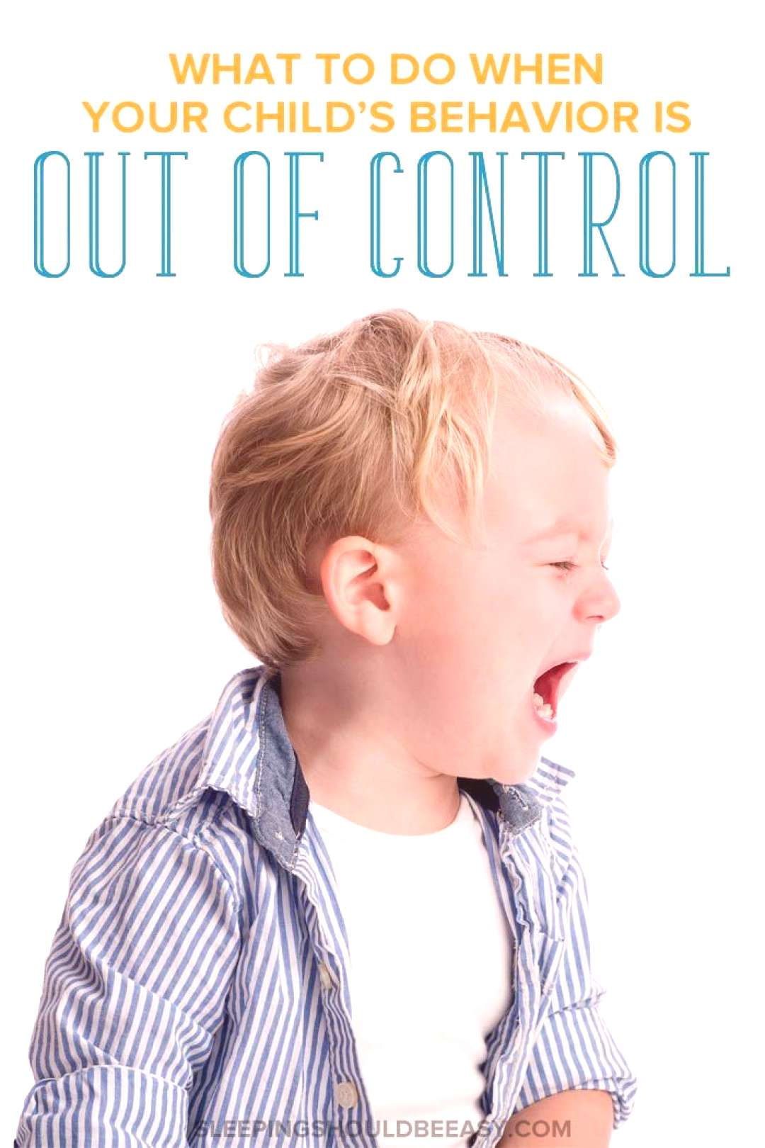 Struggling with your child hitting or not listening? Dealing with kids' behavior problems, especi