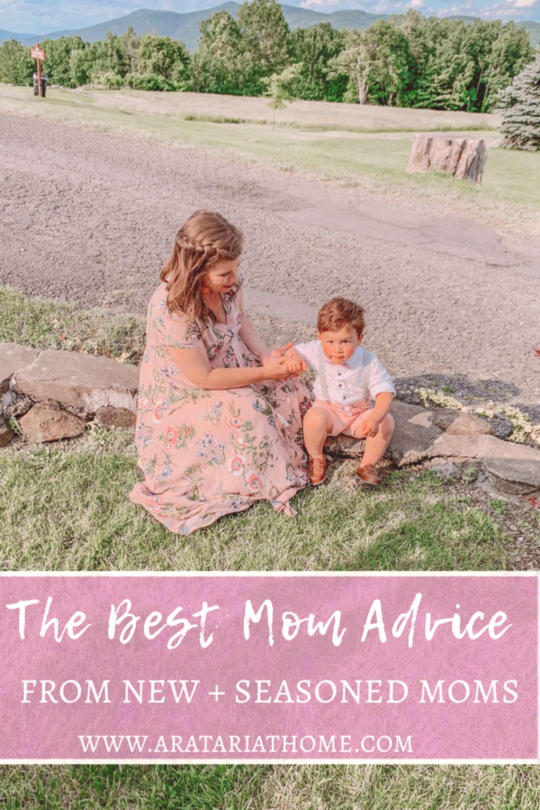 The Best Mom Advice — Aratari At Home Best advice for new moms and seasoned moms from all types o