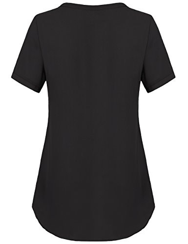 Timeson Women Shirts and Blouses, Spring Fashion V Neck