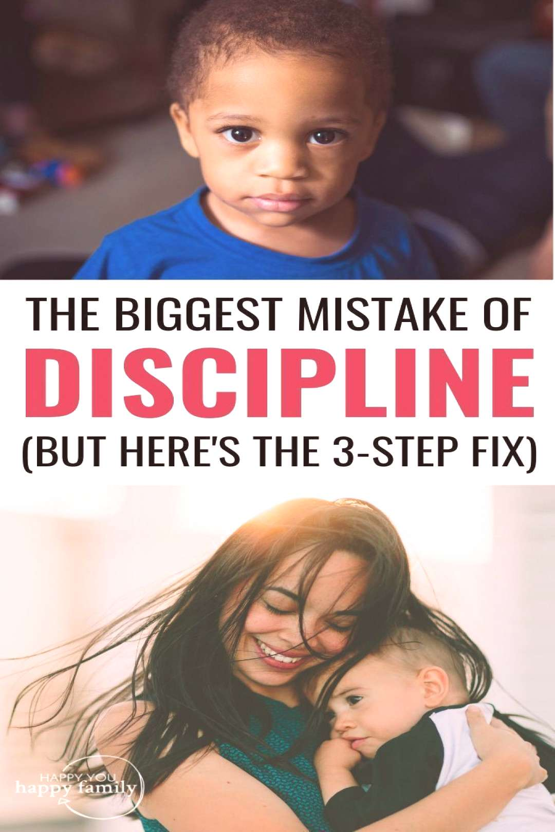 When you discipline your child, this is what hurts the most When you discipline your child, this is