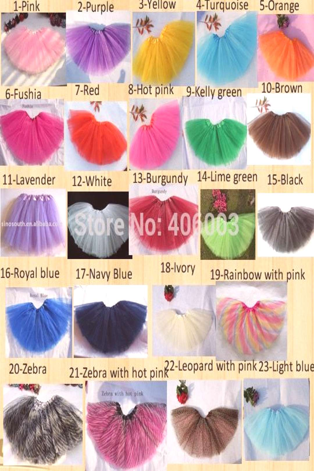 Wholesale Baby Infant Tutu Skirt Kids Toddler Tulle Skirts Free Shipping - Buy it Now!