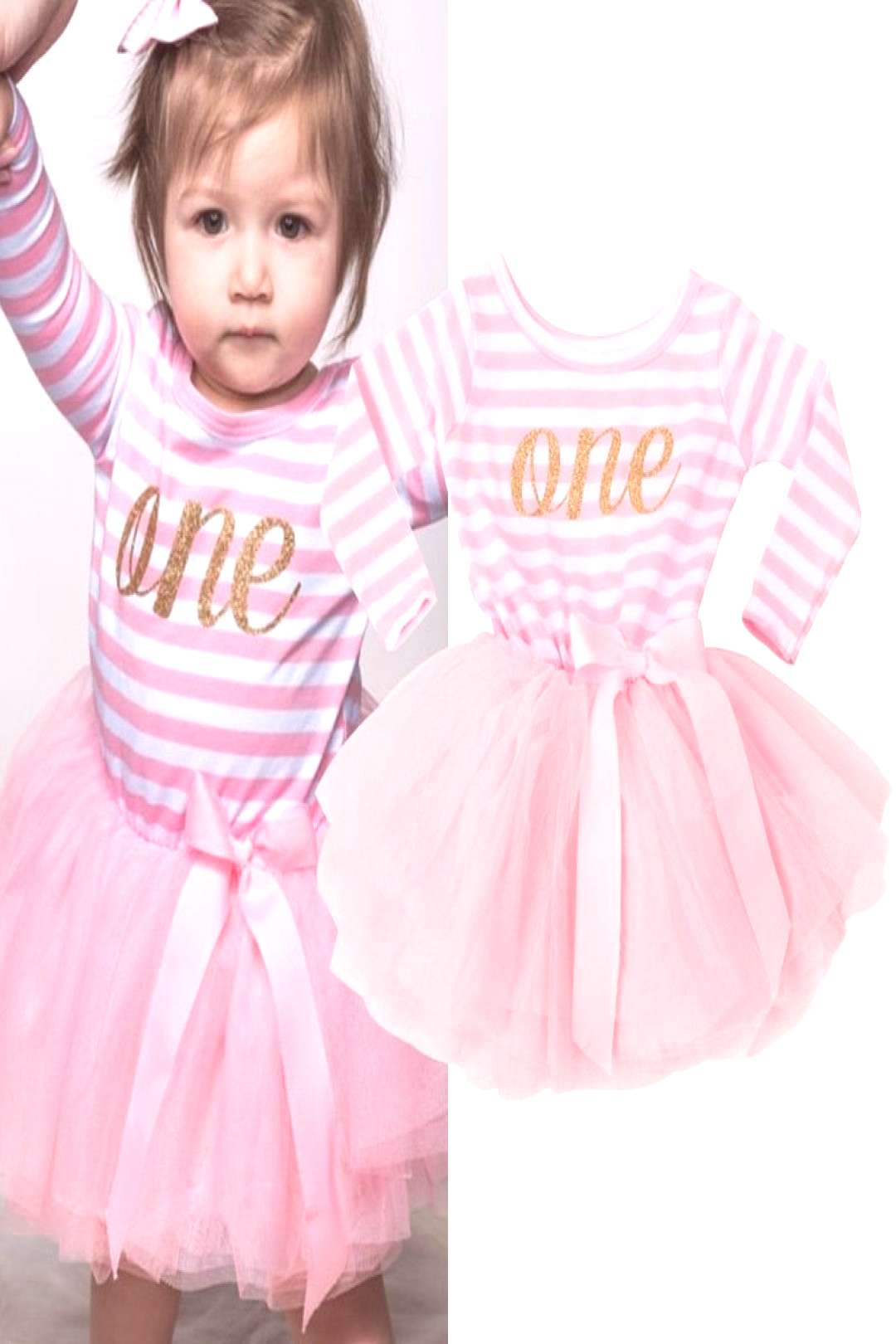 Winter Baby Girl Baptism Dress Clothes For Newborn Infant 1 2 3 Year Birthday Party Dress Gift Long