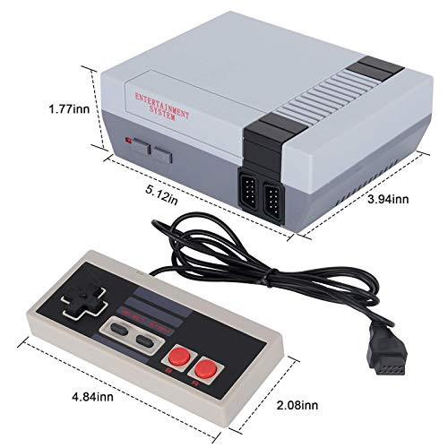 YUESUO Classic Handheld Game Console with 620 Classic Games,
